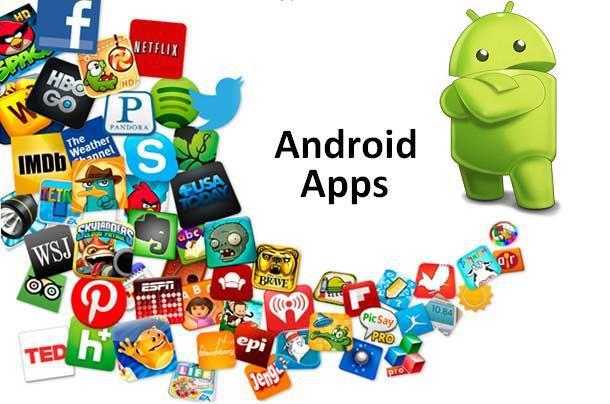 Autors: Fosilija Visvairāk lejuplādētās Android aplikācijas