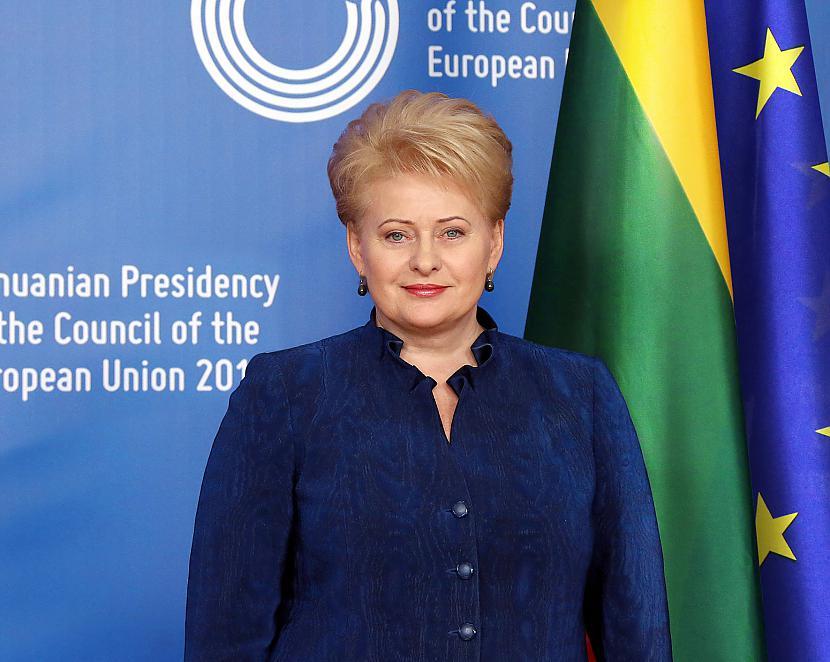 Lietuvas prezidente Daļa... Autors: rohohu 01.03.2016.