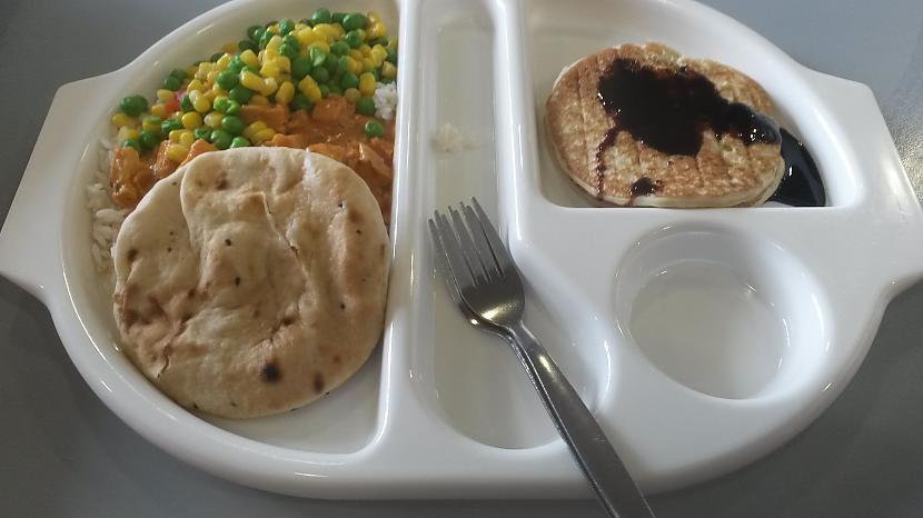 CeturdienaIndiescaronu gaumes... Autors: Fosilija Manas skolas pusdienas Anglijā