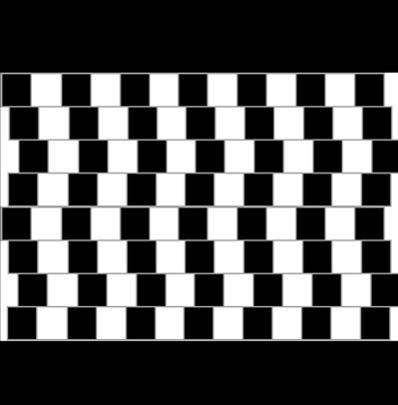 Autors: Gledisa1999 Optiskās ilūzijas .