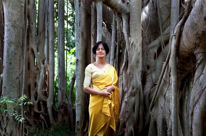 Vaacu fotograafe Anna... Autors: ezkins Eksperimentālā pilsēta Indijā