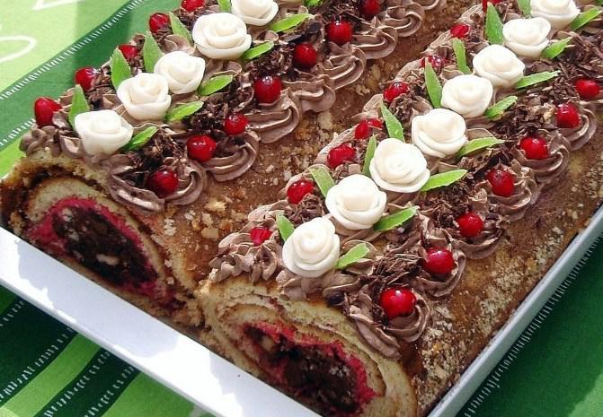 Rulete ar rozītēm Autors: rasiks Dzimšanas dienai (1)