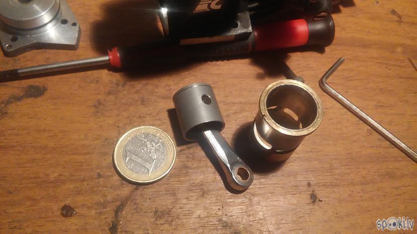 Ta pats virzulis un cilindrs... Autors: Zigmars R Nitro piedzīvojumi turpinās.