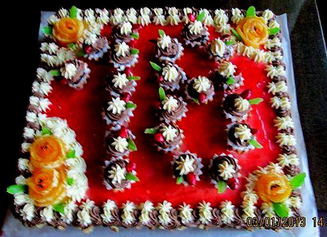 Dimscaronanas dienas kūka Gadu... Autors: rasiks Dzimšanas dienai (2)