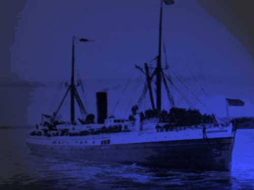Piecus mēnescaronus pēc smagās... Autors: Kapteinis Cerība Spoku kuģis SS Valencia