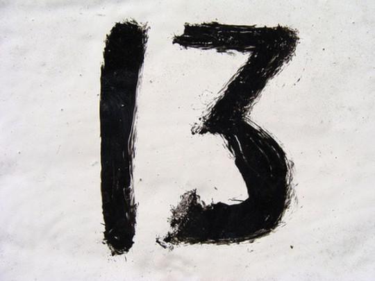 Sākotnējais cēlonis bailēm ir... Autors: SvētaisNipel Taisnība par skaitli 13