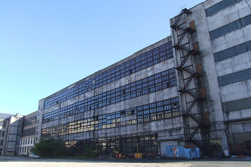 Gumijas izstrādājumu fabrika... Autors: korvete No galošu tapšanas vēstures