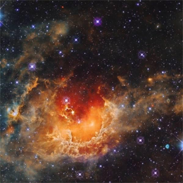 12000 gaismas gadu attālumā no... Autors: Razam4iks 20 apbrīnojamas fotogrāfijas bez fotošopa