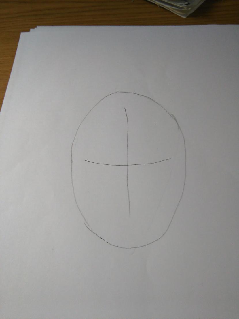 """Uzzīmējam cilvēka... Autors: Fosilija """"Deadpool""""soli pa solim."""