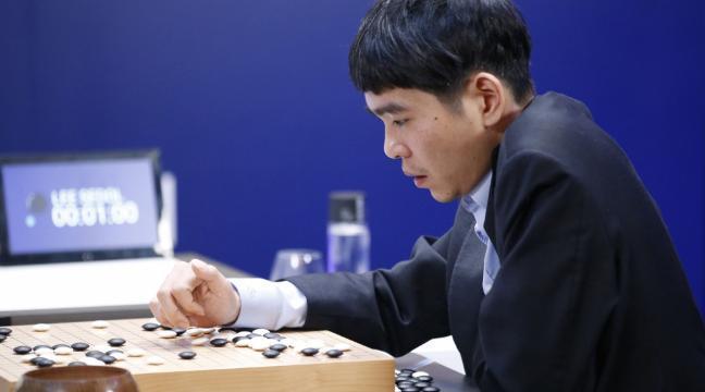 Autors: Datuvelv GO čempions Lī Sedol atbriebjas un pārspēj Google DeepMind mākslīgo intelektu