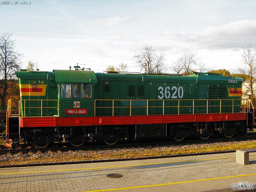 Manevru lokomotīvenbspir... Autors: xDrive_Unlimited ČME3 / ČME3M Manevru lokomotīves