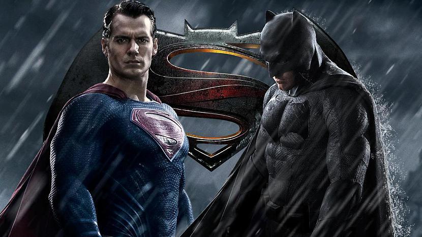 Autors: je31 4-gadnieka Batman vs Superman Dawn of Justice Official Trailer iespaidi