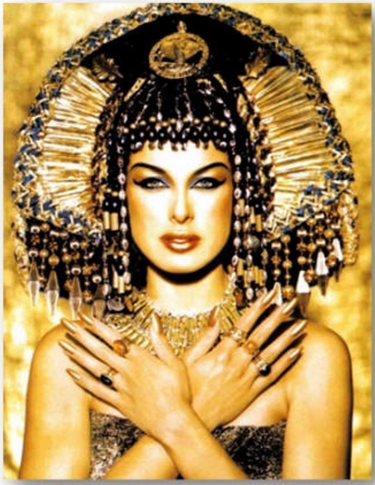 Kleopatra zināja kā... Autors: The Diāna Kleopatra - 10 fakti