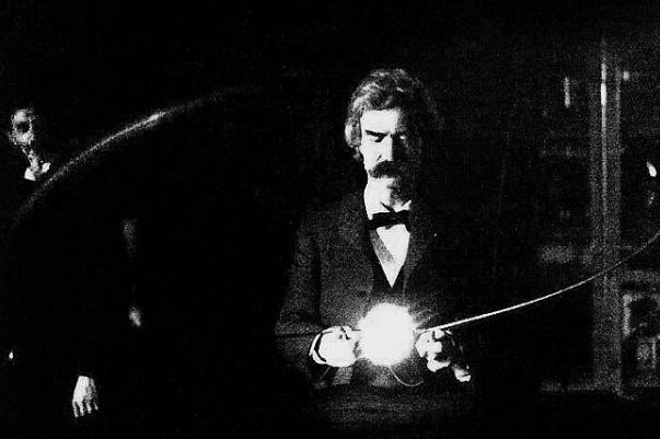 Marks Tvens Nikola Teslas... Autors: theFOUR Vēsture bildēs - 2. daļa.