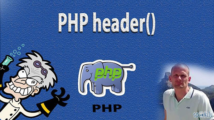 Autors: LabaisPuikaTV PHP header() kā pārvietot lietotāju uz citu lapu/linku