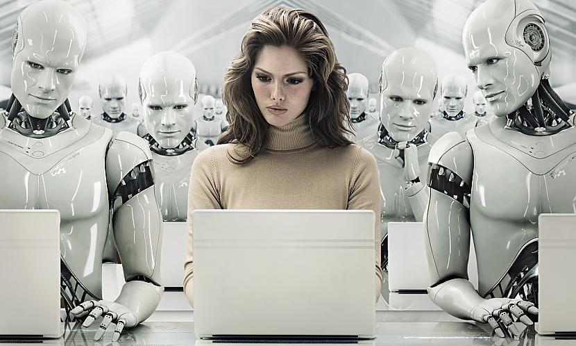 Atbildu Jā Viss tiescaroni tā... Autors: M4R3X Par robotizētajām būtībām un planētas ēnu valdību 2.