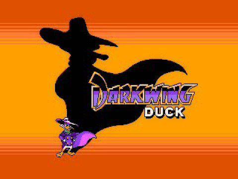 Spēlē ir 7 raundi un 7 ļaunie... Autors: Bitzgame Izietās retro spēles - Darkwing duck