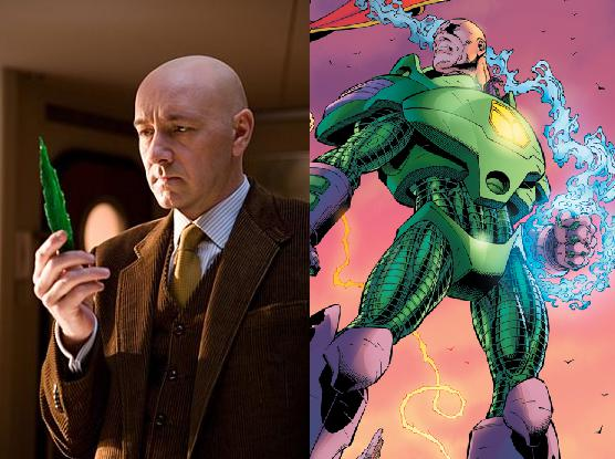 Lex LuthorJa kāds vēl nezin... Autors: Agresīvais hakeris 5 supervaroņi, kuru izskats filmās krasi atšķiras no komiksiem! (1. daļa)