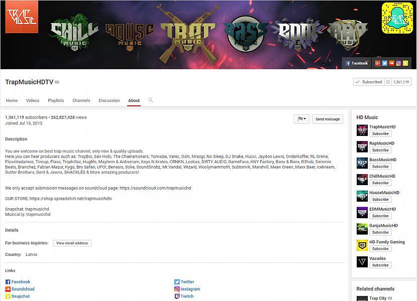 Scaroneit ir About jeb par... Autors: Nilsons15 Jauns populārākais latviešu YouTube kanāls?!