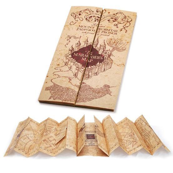Mape no Harija Potera filmas... Autors: Fosilija Ziemīšos nav idejas dāvanām?