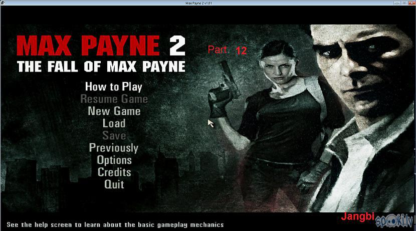 Autors: Jangbi Spēlējam Max Payne 2. #12