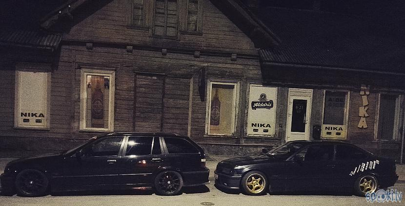 Autors: Fosilija BMW e36 m50b20 drift