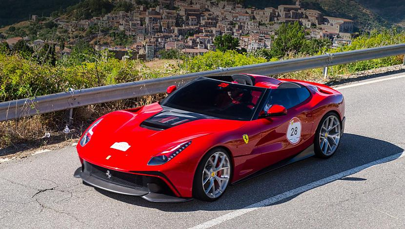 Ferrari F12 Berlinetta TRS 42... Autors: PankyBoy Vienīgie autiņi