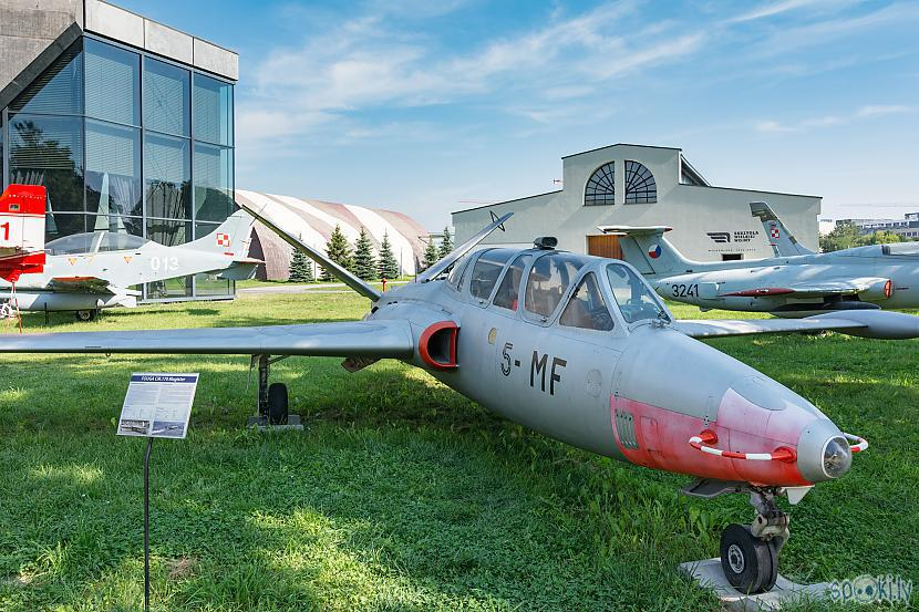 Autors: Liver Krakova, Polija - aviācijas muzejs