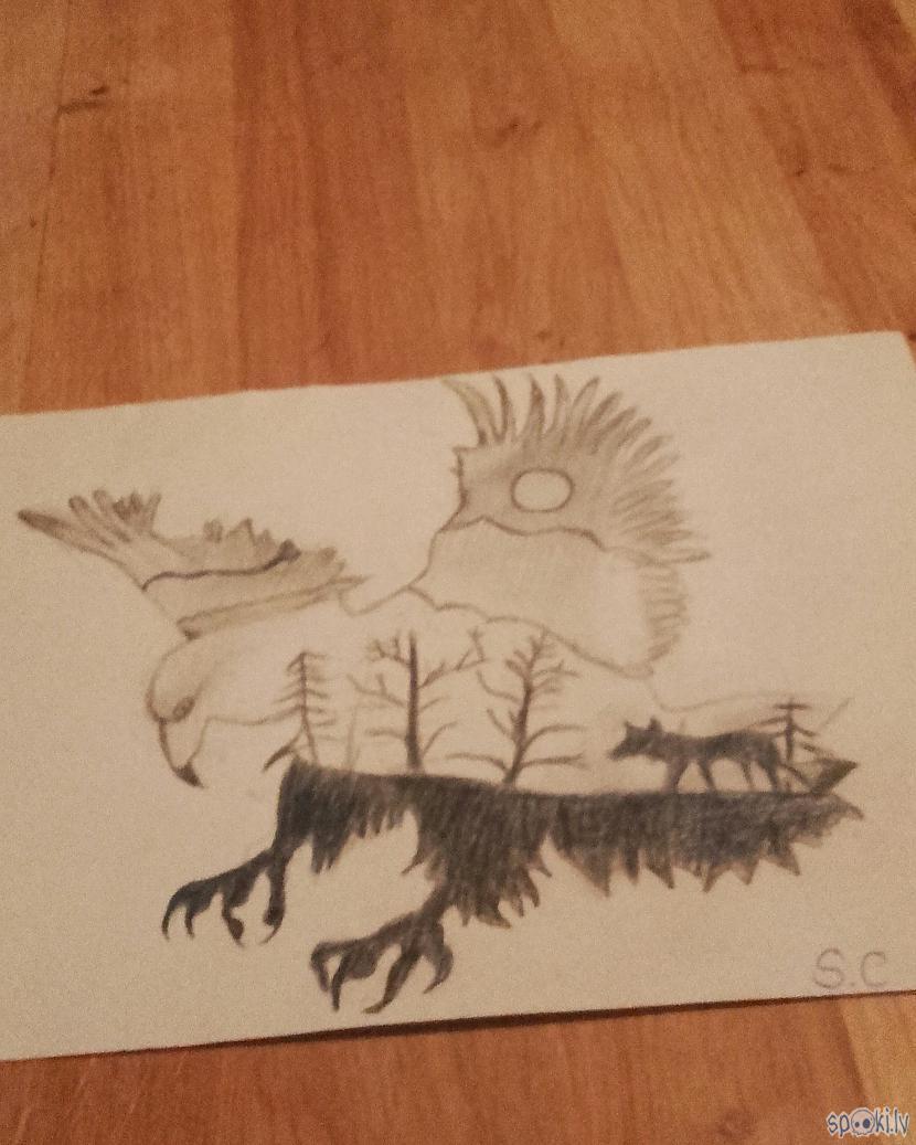 Autors: tebijuess Daži mani zīmējumi.