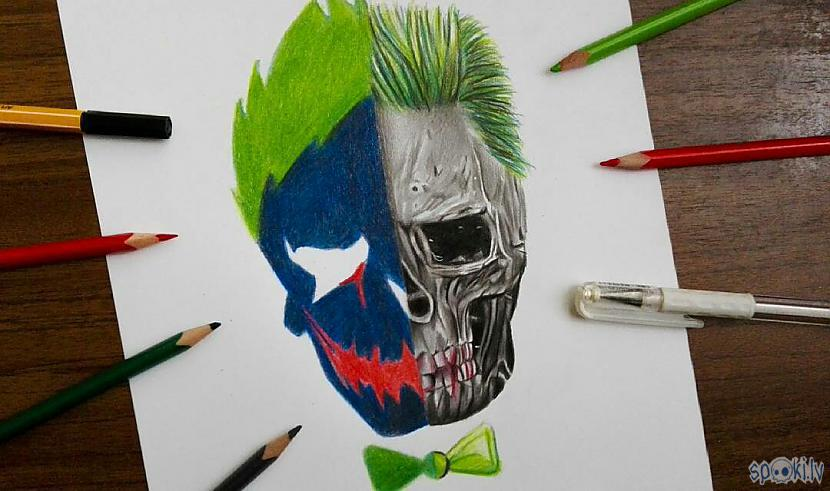 Autors: Igor4iksart Joker / Jared Leto logo (vs. real)