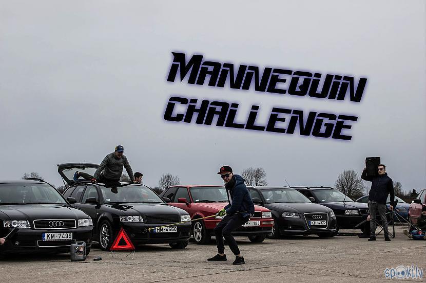 Autors: Emchiks Mannequin challenge