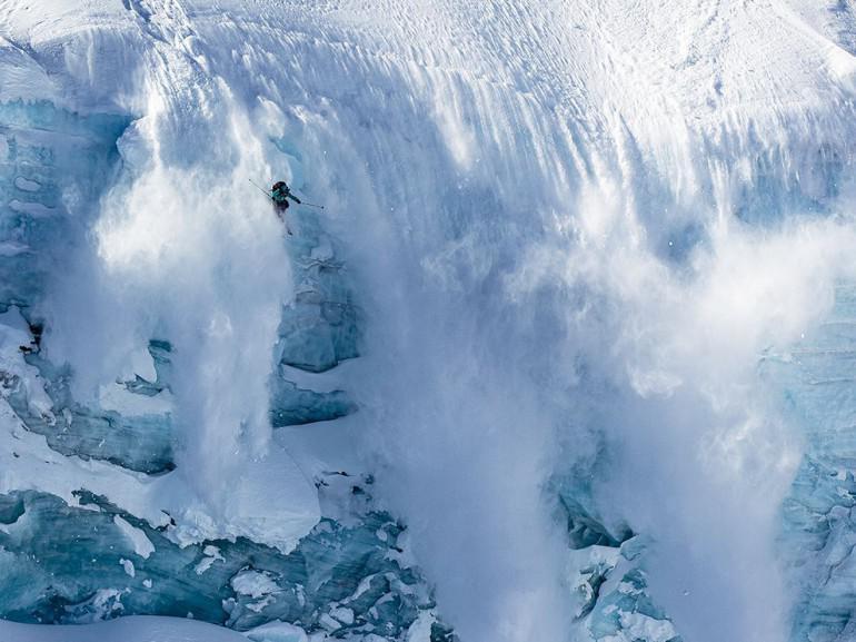 Pembertonas ledusnbspcepure... Autors: 100 A 25 pārsteidzoši foto, kas uzņemti ekstrēmos apstākļos!