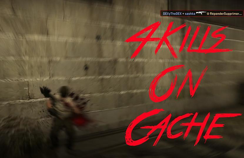 Autors: Fosilija 4K Cache CS:GO