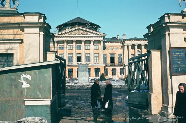 Ostankino pils Maskava Autors: Lestets PSRS dzīve 1950-tajos ASV diplomāta acīm