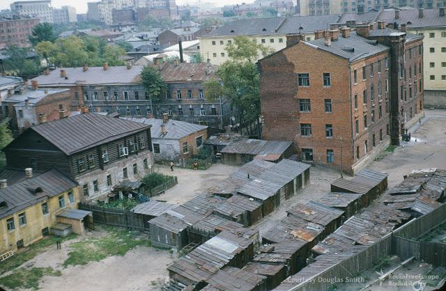 Tagaņskas rajons Maskava Autors: Lestets PSRS dzīve 1950-tajos ASV diplomāta acīm