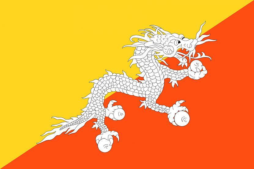 2 ButānaButānas Karaliste ir... Autors: Buck112 Pasaules drošākā valsts