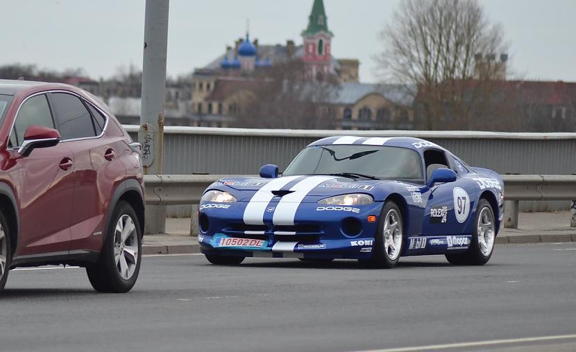 Dodge Viper GTS Autors: LGPZLV Dārgas mašīnas uz Latvijas ceļiem. 2017 #2