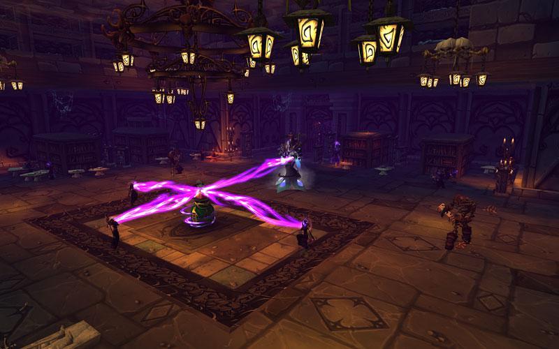 Autors: WolfZag World of Warcraft MoP /Scholamance/ Heroic.
