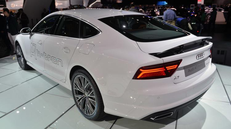 Pats labākais ir tas ka... Autors: The Next Tech Audi piedāvā elektrisko bezceļņieku - Teslas konkurentu