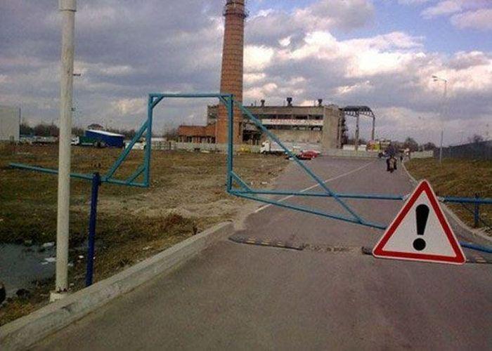 Iebraukt aizliegts bet ja... Autors: Emchiks Iespējams tikai Krievijā 7