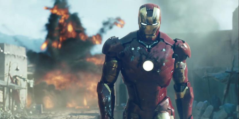 Autors: Latvian Revenger ACDC - Thunderstruck (Music Video from Iron Man)
