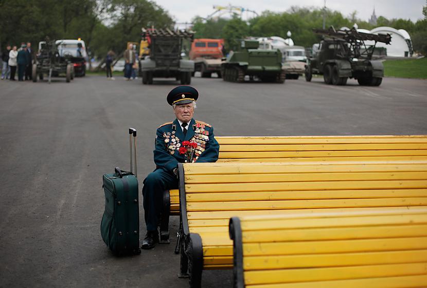 2 Pasaules kara veterāns... Autors: kristaps92 20 Spēcīgi foto