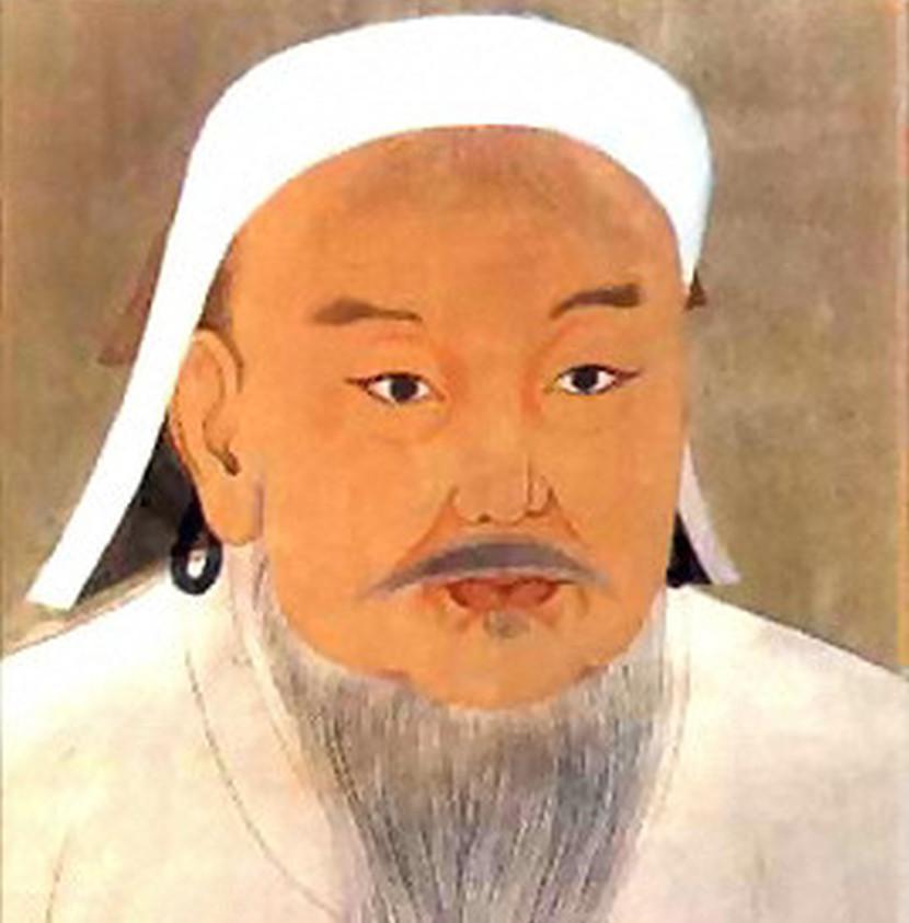 Lielais Čingizhans nāves brīdī... Autors: angelsss51 Nezināmi fakti par zināmiem cilvēkiem
