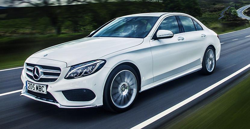 Mercedes Benz CClass Autors: autodromslv Automobiļi, kurus pārdod uzreiz pēc nopirkšanas!