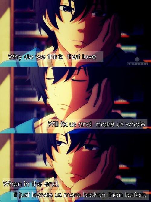 Autors: Black_Rainbow Anime & Manga Quotes