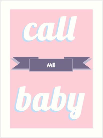 Autors: Fosilija Agur, call me baby :3
