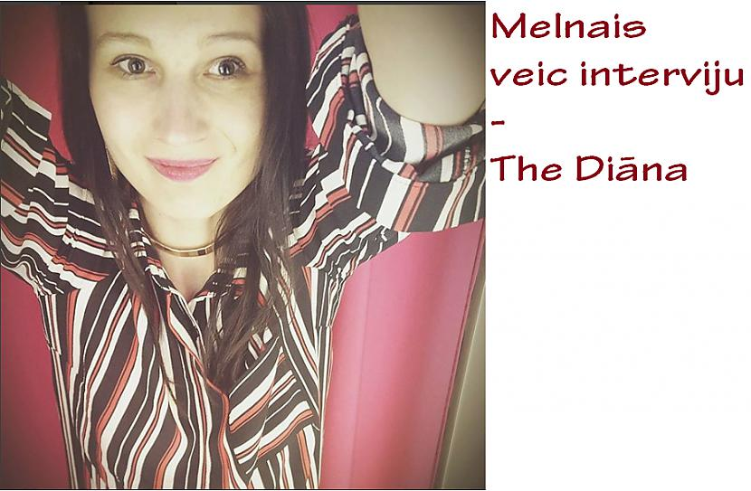 Autors: Latvian Revenger Melnais veic interviju - The Diāna