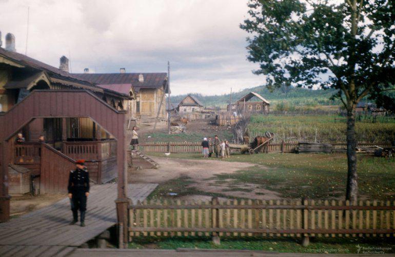 Lauku pilsēta Kadrs... Autors: 100 A Reti redzēti kadri no Staļina ēras, kurus uzņēmis ASV spiegs!