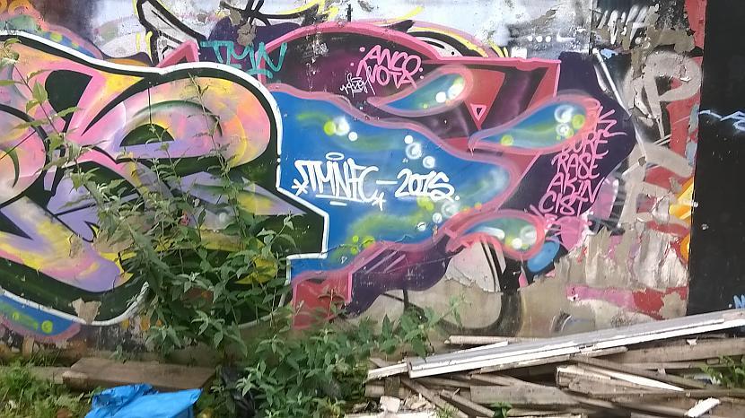 Autors: Strāvonis Graffiti Nr. 13