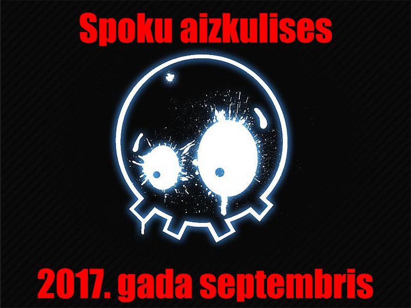 Autors: KALENS Kas notiek Spoku aizkulisēs? 2017. septembris